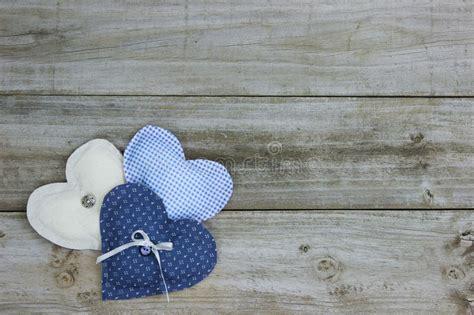 hearts  wood background stock image image