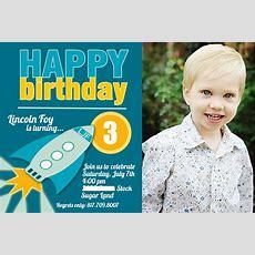 3rd Birthday Party Invitation Wording   Dolanpedia Invitations Template