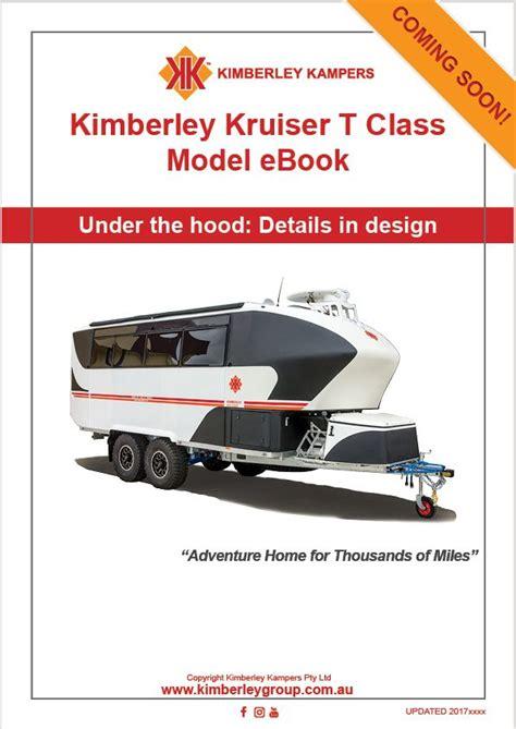 Kimberley Kruiser Youtube by 52 Best Caravans Motorhomes And Cervans Images On