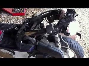 Changement Courroie Scooter 50cc : scooter vivacity youtube ~ Gottalentnigeria.com Avis de Voitures