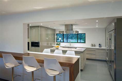kitchen island breakfast bar modern retreat in davie