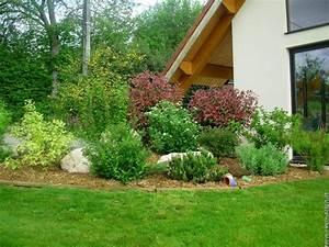Arbustes Décoratifs à Fleurs : massif arbustes decoratifs ~ Premium-room.com Idées de Décoration
