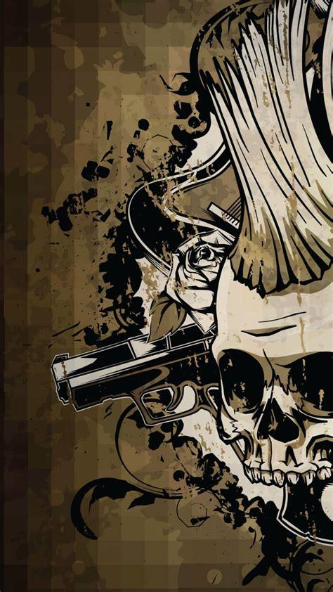 tribal skull wallpaper  images