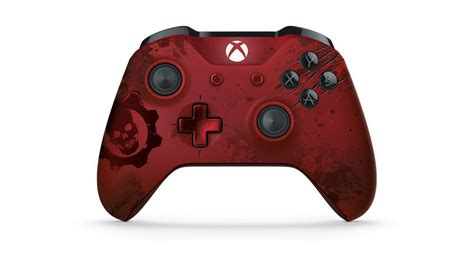 Xbox One S 2tb Gears Of War Limited Edition Console The