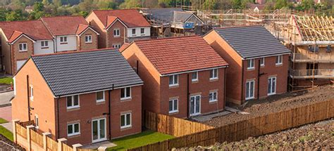 Britain's New Build Homes Are The Smallest In Europe