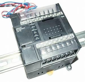 Test - Kompaktn U00ed Plc Omron Cp1l  U2013 1  D U00edl