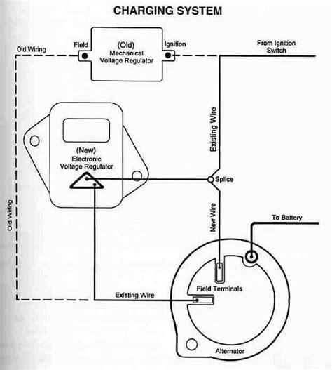 Voltage Regulator Low Output From Alternator For