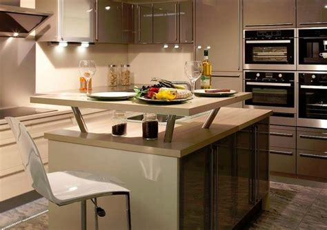 cuisine taille taille ilot central cuisine kirafes