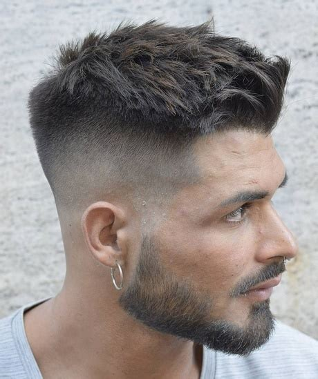 coupe cheveux homme court 2018