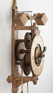 Uhren Aus Holz : eble bausatz kit waagbalkenuhr 1 10 bei uhren park ~ Whattoseeinmadrid.com Haus und Dekorationen