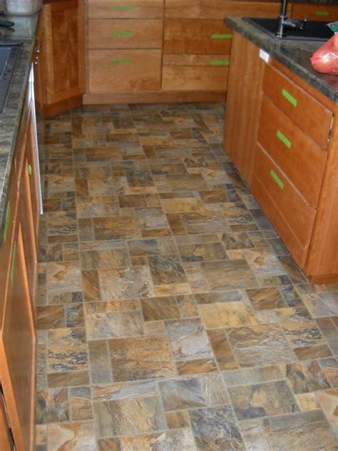 cheap tile for kitchen floors slate laminate flooring for realistic effect anywhere 8182
