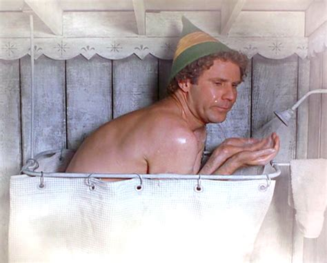 Change Color Of Bathtub by Buddy In Shower 171 Quot Buddy The Elf What S Your Favorite Color Quot