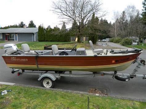 Aluminum Fishing Boats For Sale Washington State by Boats For Sale In Washington Boats For Sale By Owner In