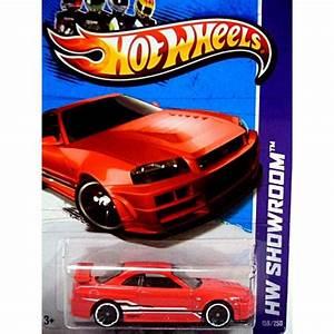 Hot, Wheels, -, Nissan, Skyline, Gt-r, R34