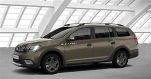 Sandero Stepway Brun Vison : dacia logan mcv stepway 2019 couleurs colors ~ Maxctalentgroup.com Avis de Voitures