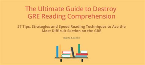 The Ultimate Guide To Destroy Gre Reading Comprehension  Crunchprep Gre
