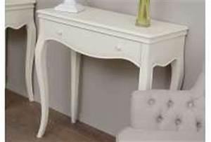 Petite Console Blanche : console amadeus meuble de charme meubles amadeus et d coration amadeus ~ Teatrodelosmanantiales.com Idées de Décoration