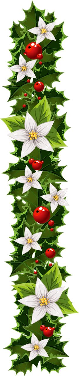 xmas swag png transparent garland clipart gallery yopriceville high quality images and