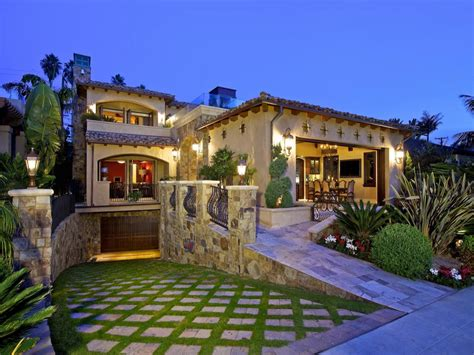 House Style : Mediterranean Tuscan Style Homes-house Design Plans