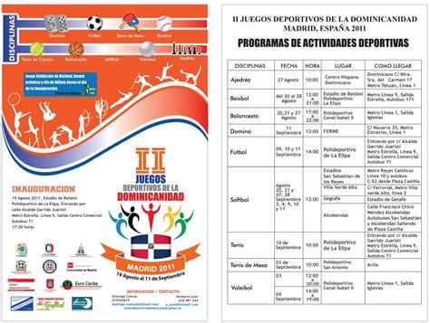 La república dominicana en los juegos olímpicos está representada por el comité olímpico dominicano, creado en 1953 y reconocido por el comité olímpico internacional en 1954. II Juegos Deportivos Dominicanos en España, Madrid 2011|El Barahonero