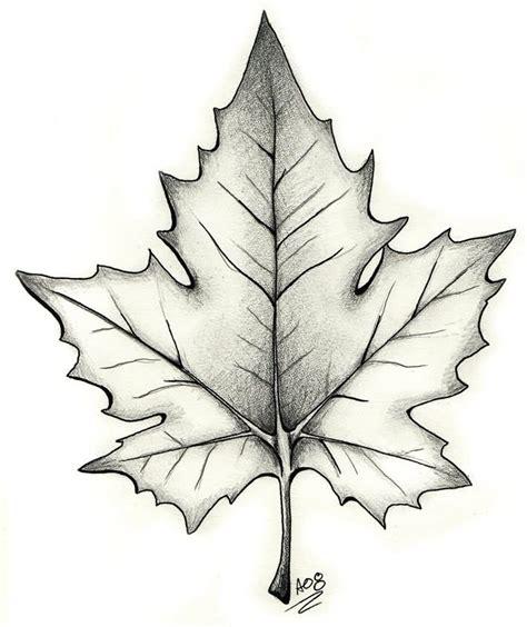 black  grey maple leaf tattoo design tattoos
