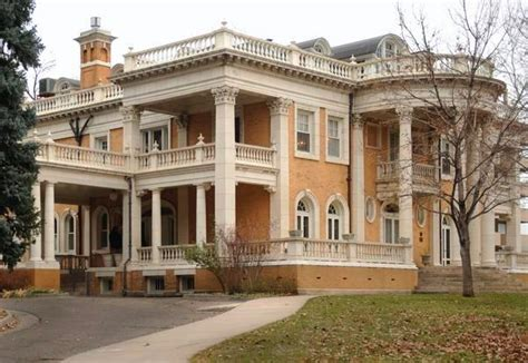 antebellum home plans historic mansion may house denver mayors the denver post