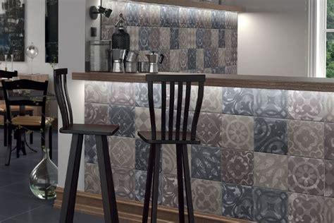carreaux de ciment cr馘ence cuisine faience credence cuisine maison design sphena com
