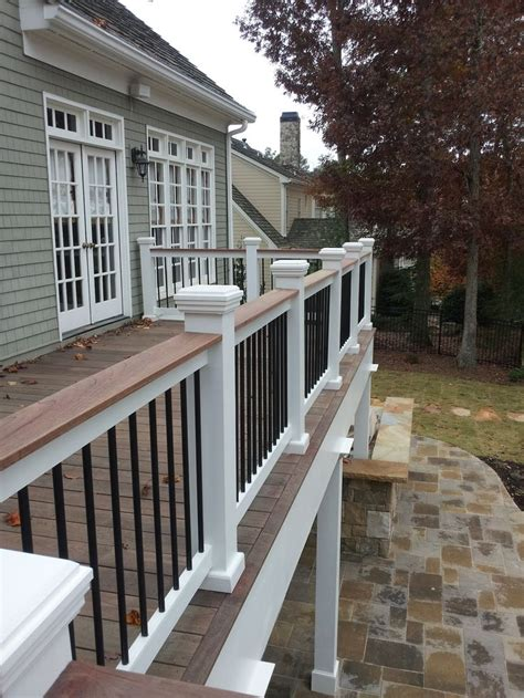 deck railing  porch railing design ideas