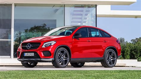 2016 Mercedes-benz Gle 450 Amg Coupe Interior And Exterior