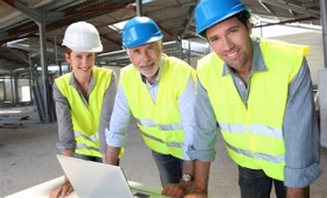 Ingénieur En Batiment Inspection Plan Et Calcul De