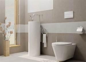 Badfliesen Ideen Kleines Bad : badgestaltung grau wei ~ Bigdaddyawards.com Haus und Dekorationen