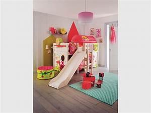 Lit Enfant 3 Ans : bien am nager une chambre d 39 enfant de 3 6 ans ~ Teatrodelosmanantiales.com Idées de Décoration