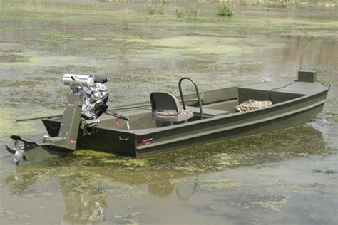 Go Devil Duck Hunting Boat by Boat Art Of Luis