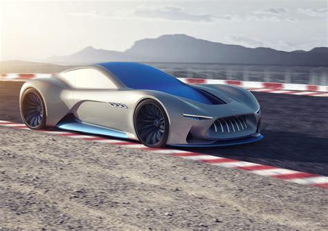 future maserati maserati genesi concept is a stellar dream supercar