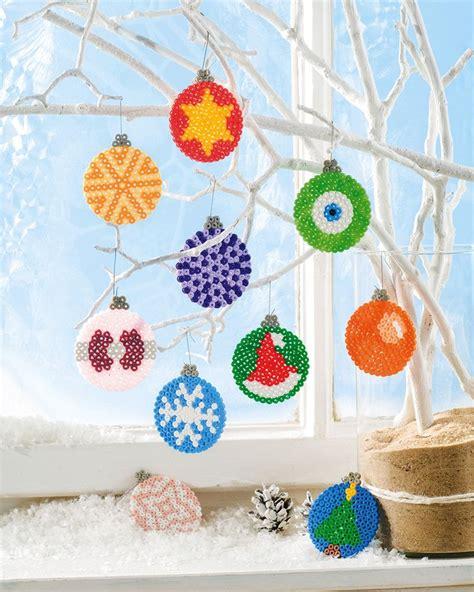 besten weihnachtskugeln basteln ideen mit anleitung