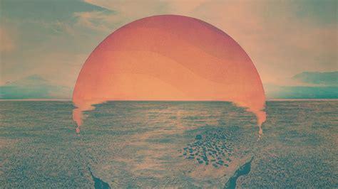 orange album covers tycho wallpaper