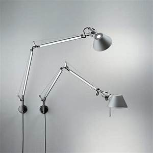 Artemide Tolomeo Classic LED Wall Lamp