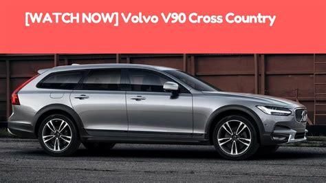 [2017] Volvo V90 Cross Country By Polestar