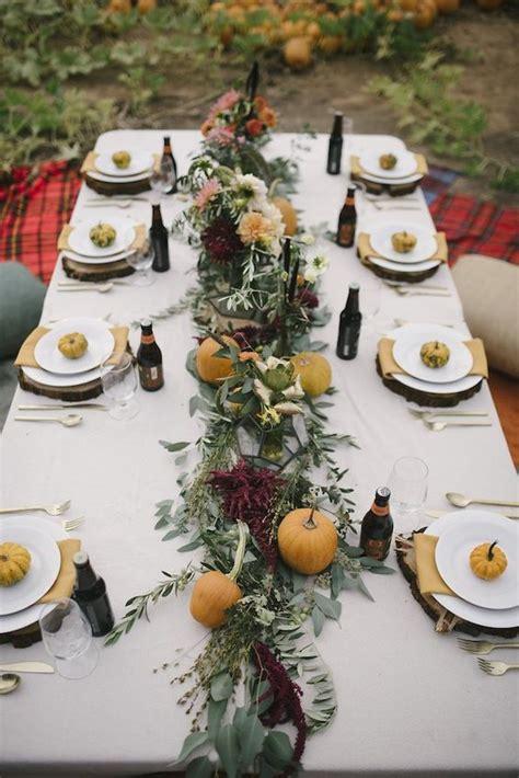 61 Awesome Outdoor Décor Fall Wedding Ideas Weddingomania
