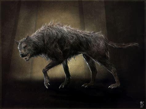 Wolf Demon by TomasKral on DeviantArt