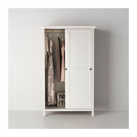 Stand Alone Wardrobes With Sliding Doors by Hemnes Wardrobe With 2 Sliding Doors Black Brown