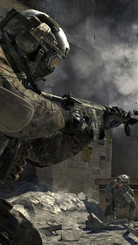 duty call cod soldier zombie waw war shooter ios games gameplay military army wallpapers warfare infinite screenshot 4k action vertical