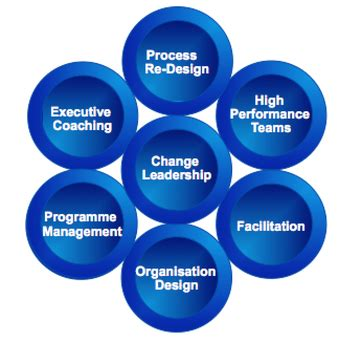 change leadership model