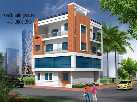 Architectural Home Design by Geek Category: Apartments