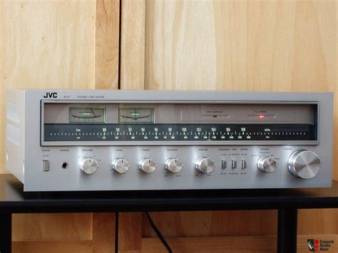 Vintage 1979 Jvc R-s7 Stereo Receiver Restored Excellent