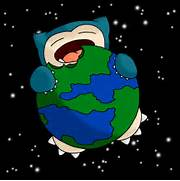 ve liked Snorlax and M...Munchlax Eating