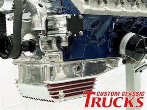 Weslake Ford Y-block Engine - Custom Classic Trucks