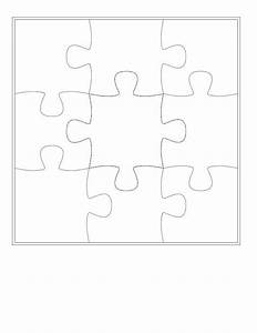 puzzle template idea going to print out this puzzle or With puzzle cut out template