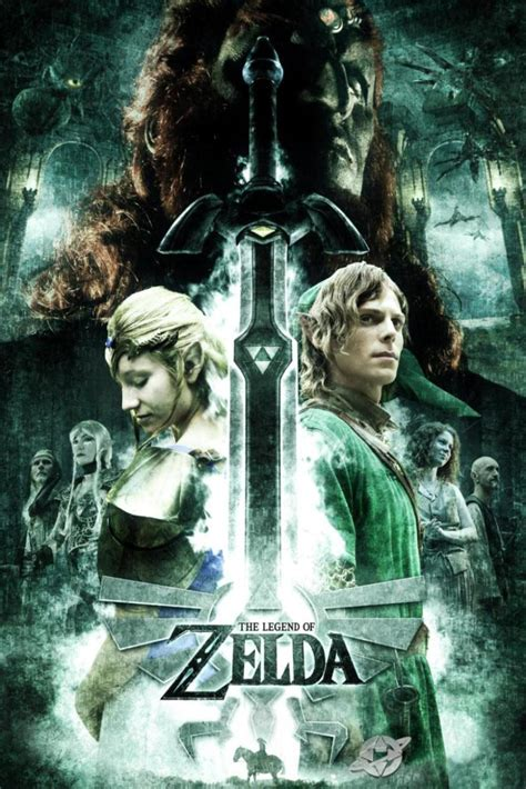 The Legend Of Zelda (april Fools Trailer)  Zeldapedia  Fandom Powered By Wikia