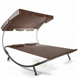 Bain De Soleil Cdiscount : transat bain de soleil double achat vente chaise ~ Dailycaller-alerts.com Idées de Décoration